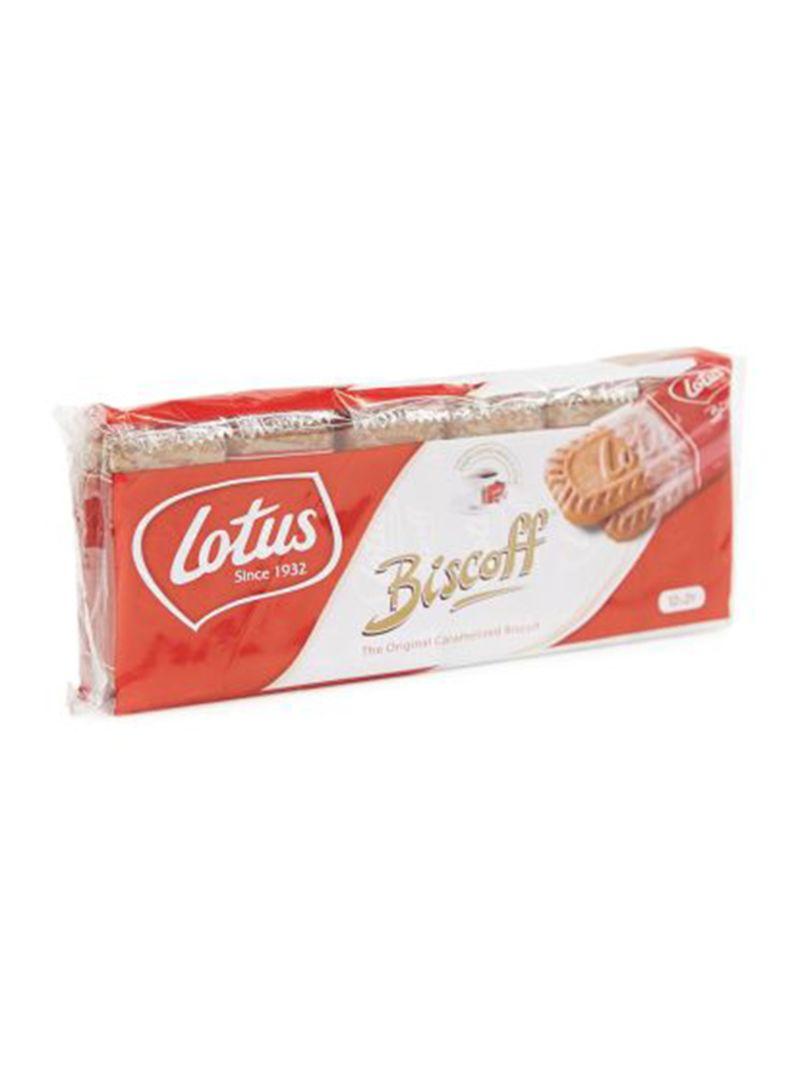 12 Caramelised Biscoff 186g