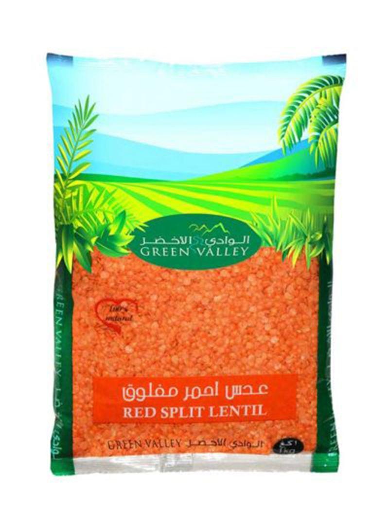 1e42e6b74 Shop Green Valley Red Split Lentil, 1 Kg online in Dubai, Abu Dhabi ...