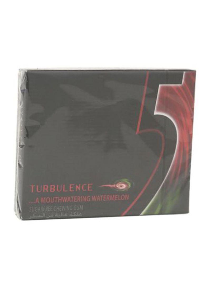 5 Turbulence Watermelon Chewing Gum