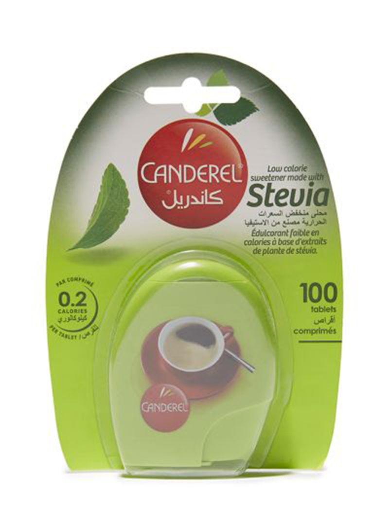 1e99aa480 تسوق كاندريل وStevia Sweetener Tablets, 85g 8.5 غم أونلاين في الإمارات