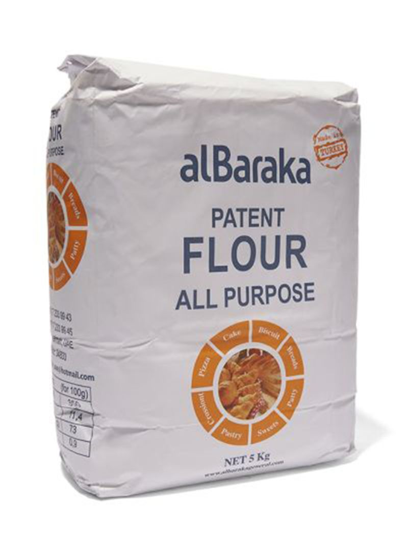 All Purpose Patent Flour 5kg