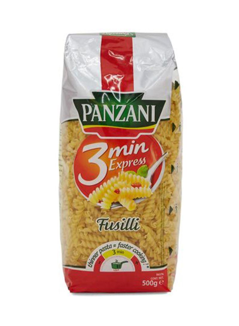 3 Minute Express Fusilli Pasta 500g