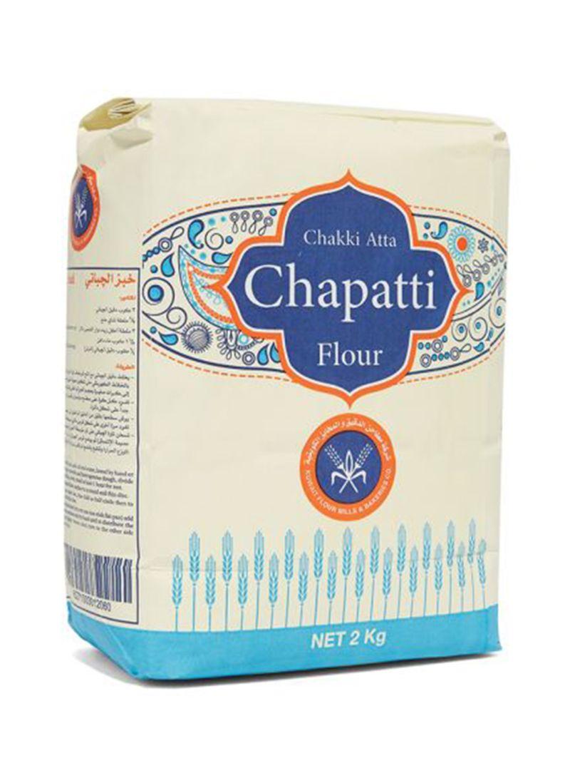 Shop Kfmb Chapatti Flour 2 kg online in Dubai, Abu Dhabi and