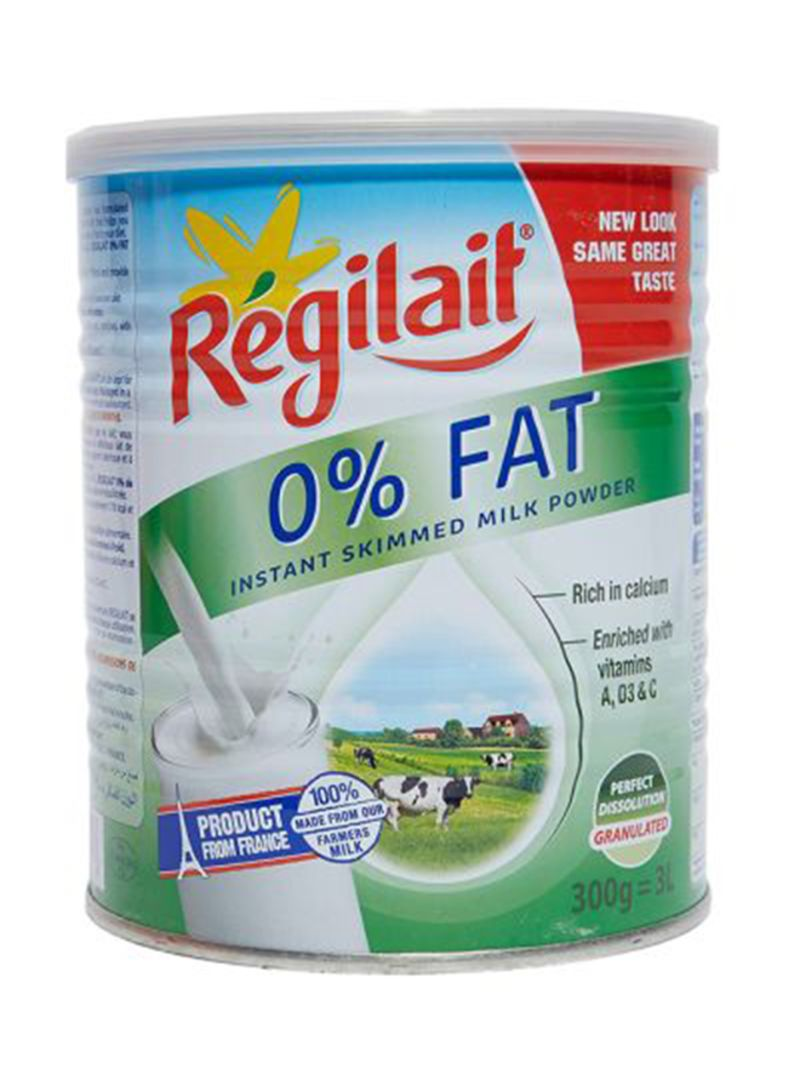 0% Fat Instant Skimmed Milk Powder 300g