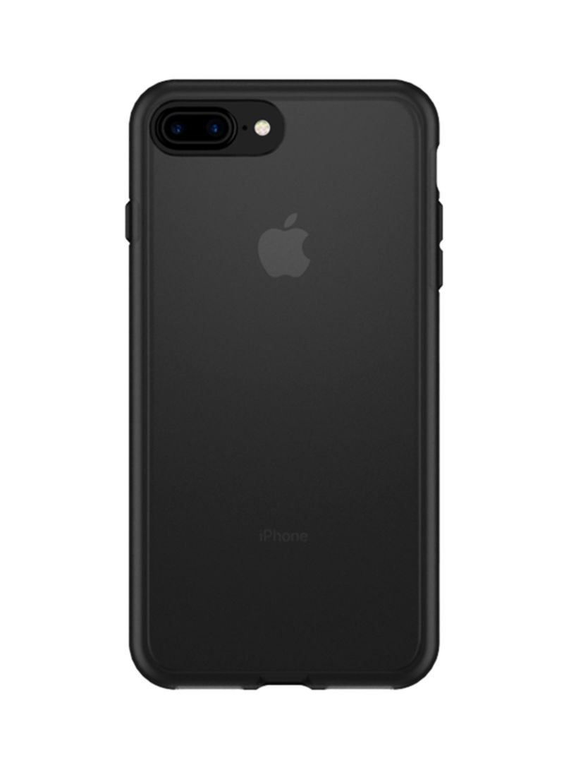 promo code 0253e 7d639 Shop Rhino Shield PlayProof Case Cover For Apple iPhone 7 Plus/iPhone 8  Plus Clear Black online in Riyadh, Jeddah and all KSA