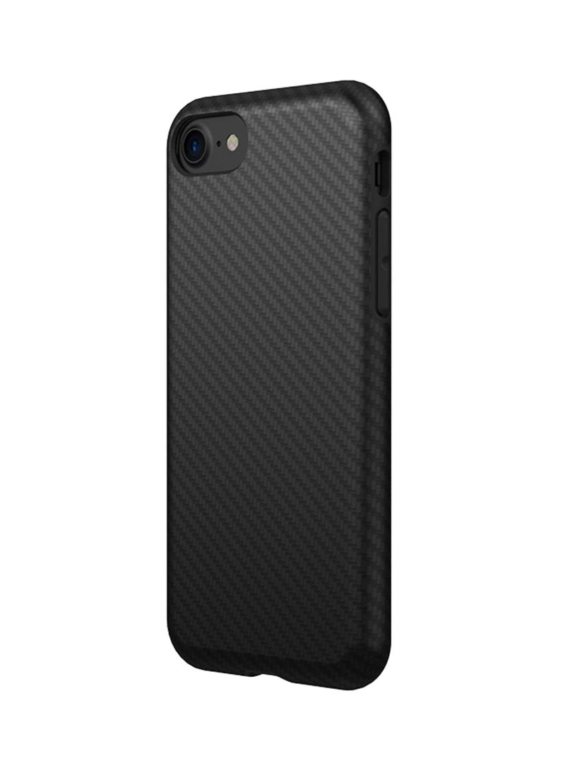 new arrival 24b04 01232 Shop Rhino Shield SolidSuit Carbon Fiber Finish Case Cover For Apple iPhone  7/iPhone 8 Plus Black online in Riyadh, Jeddah and all KSA
