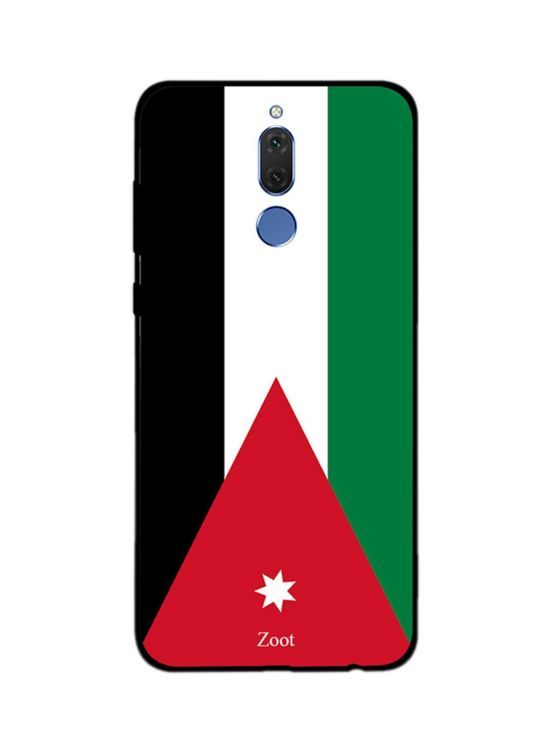 777d0197b8bb83 Thermoplastic Polyurethane Protective Case Cover For Huawei Mate 10 Lite  Jordan Flag