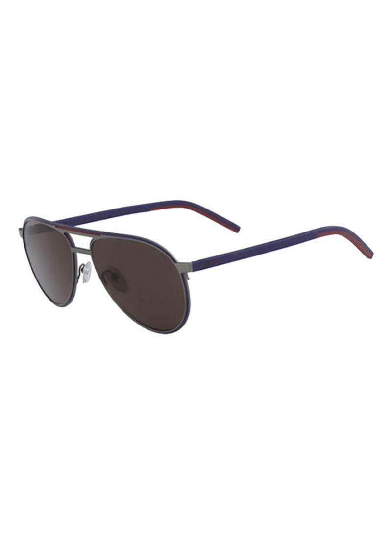 6da2870931a92 Shop Lacoste Aviator Sunglasses L193-038-16-58 online in Riyadh ...