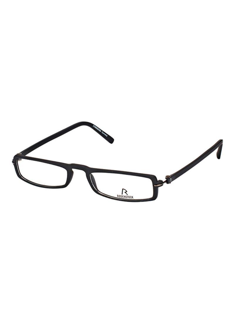 b6d4d90cdee25 Shop Rodenstock Rectangular Eyeglass Frames R5313-A-53 online in ...