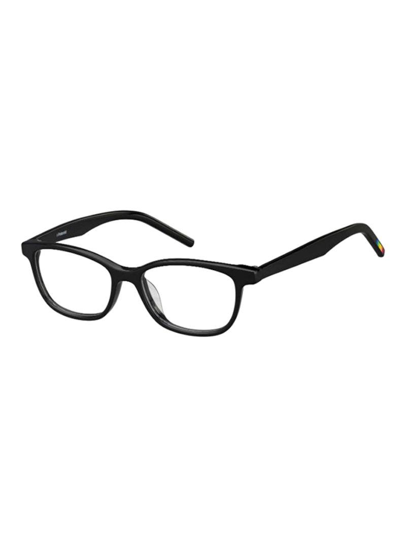 3897134bf2b Shop Polaroid Women s Rectangular Eyeglass Frames D802-807-45 online ...