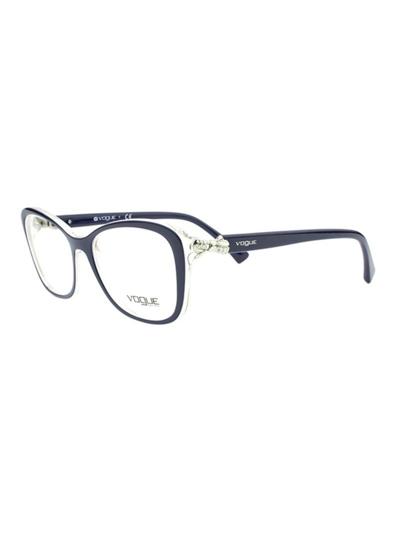 5d92d59d0 تسوق فوغ وإطارات نظارات طبية بتصميم الفراشة طراز VO5095-2466-52 ...