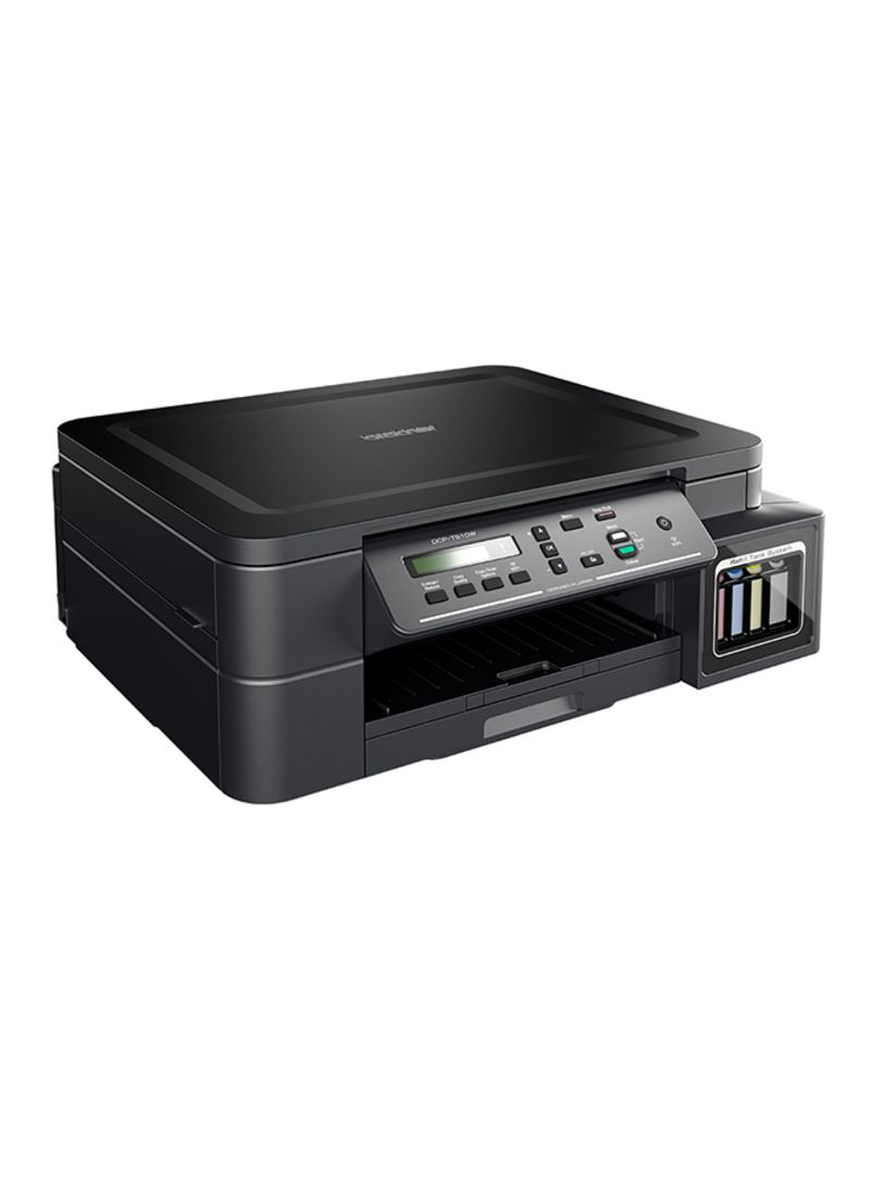 Shop Brother DCP-T310 Inkjet Printer Black online in Dubai, Abu Dhabi and  all UAE