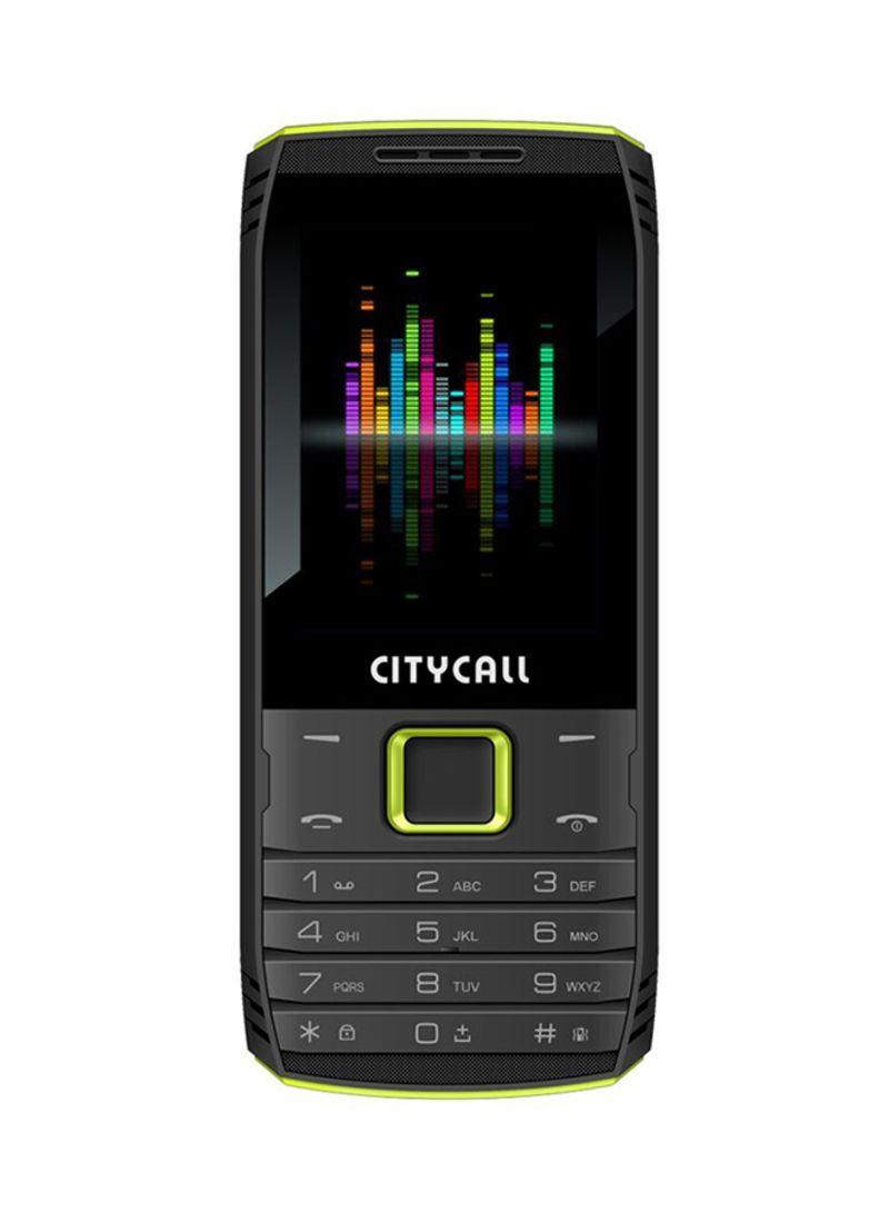 Shop CITYCALL Run 8 Dual SIM Green 2G online in Dubai, Abu