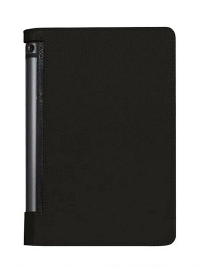 huge discount effec 94a08 Shop Folio-Case Folio Case Cover With Tempered Glass For Lenovo Yoga Tab 3  Pro 10-Inch Black online in Dubai, Abu Dhabi and all UAE