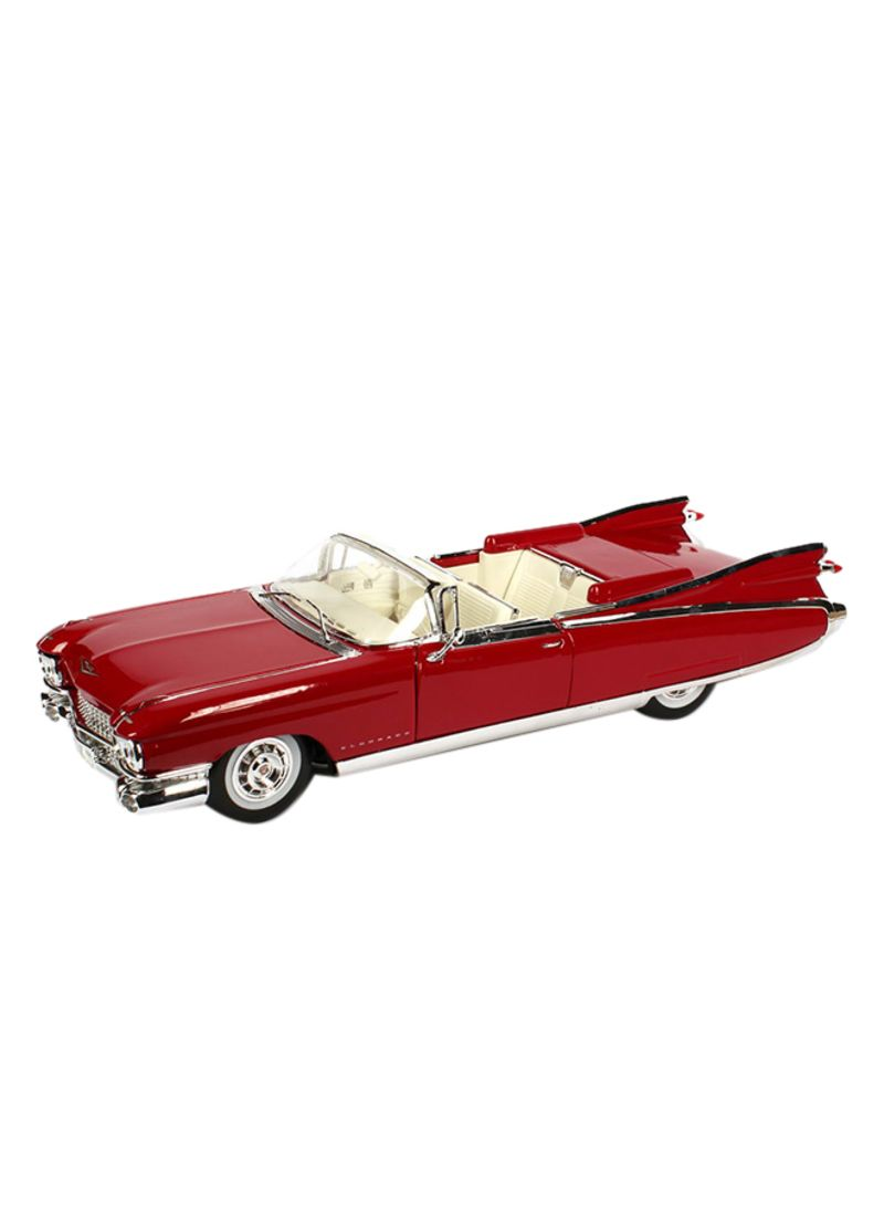 Shop Maisto 1959 Cadillac Eldorado Toy Car For Kids Online In