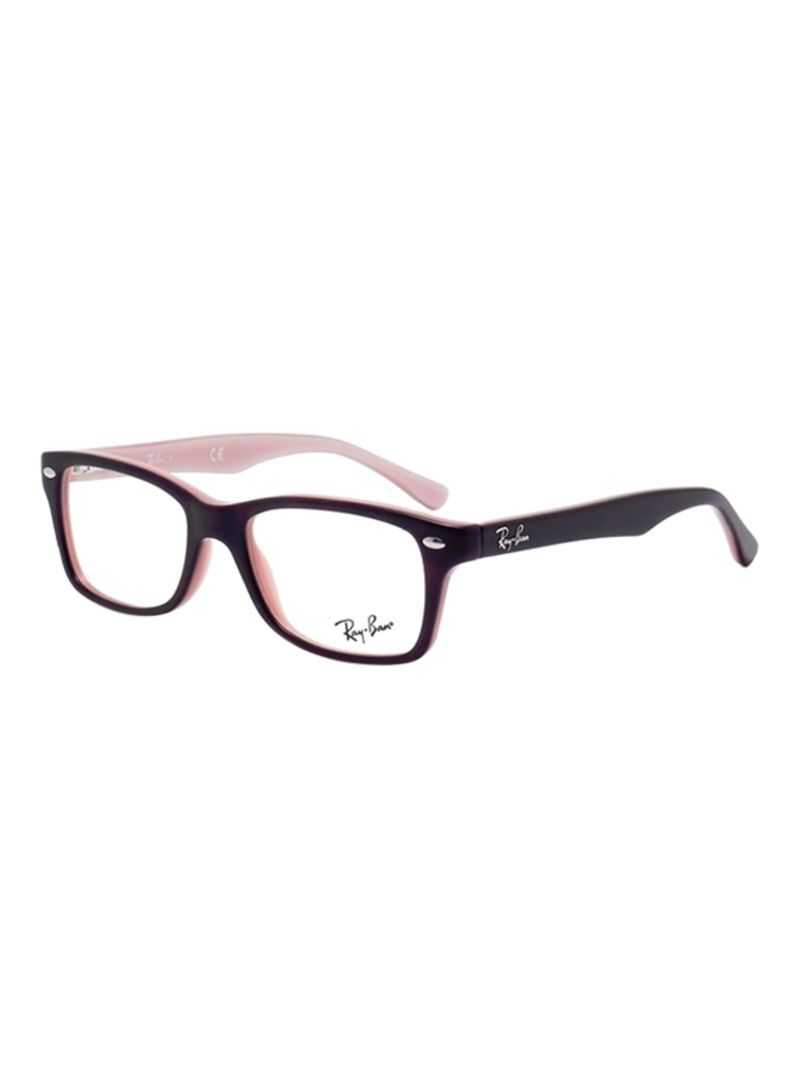 cc80ce8c8e1 Shop Ray-Ban Kids  Rectangular Eyeglass Frame RB1531-3580 online in ...