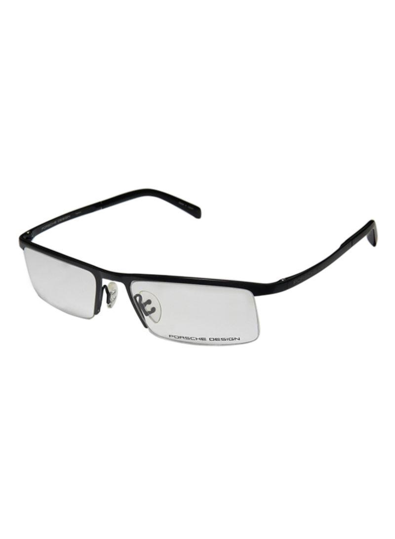 50d3d6bd168 Shop Porsche Design Semi-Rimless Eyeglasses Frame 8129-C online in ...