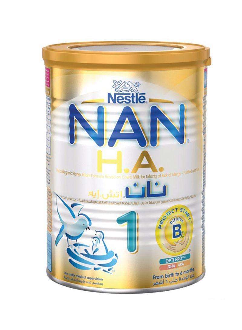 سعر تركيبة نان إتش إيه للرضع 400 غم فى الامارات نون الامارات كان بكام
