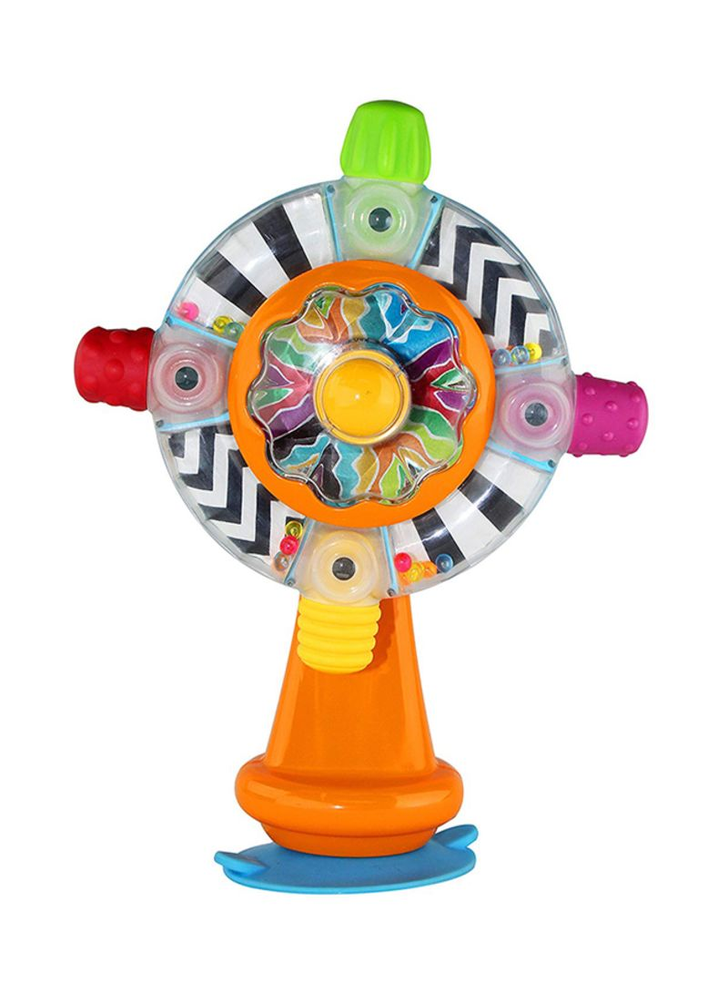 Shop Infantino Stick And See Spinwheel Online In Dubai Abu Dhabi Chicco Rainbow Spinner Imagegalleryimg