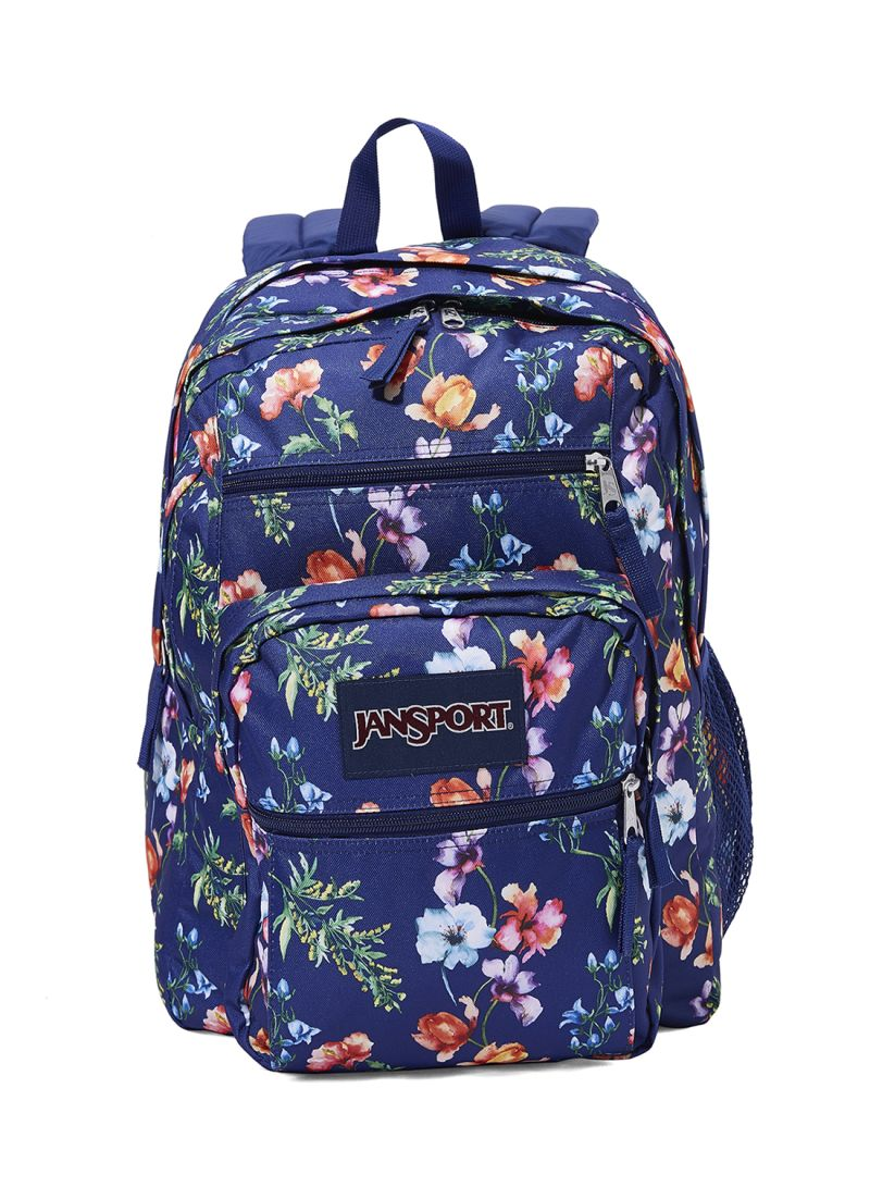 04b6b051da63 otherOffersImg v1532954004 N15676107A 1. JANSPORT. Zipper Closure Floral Print  Backpack