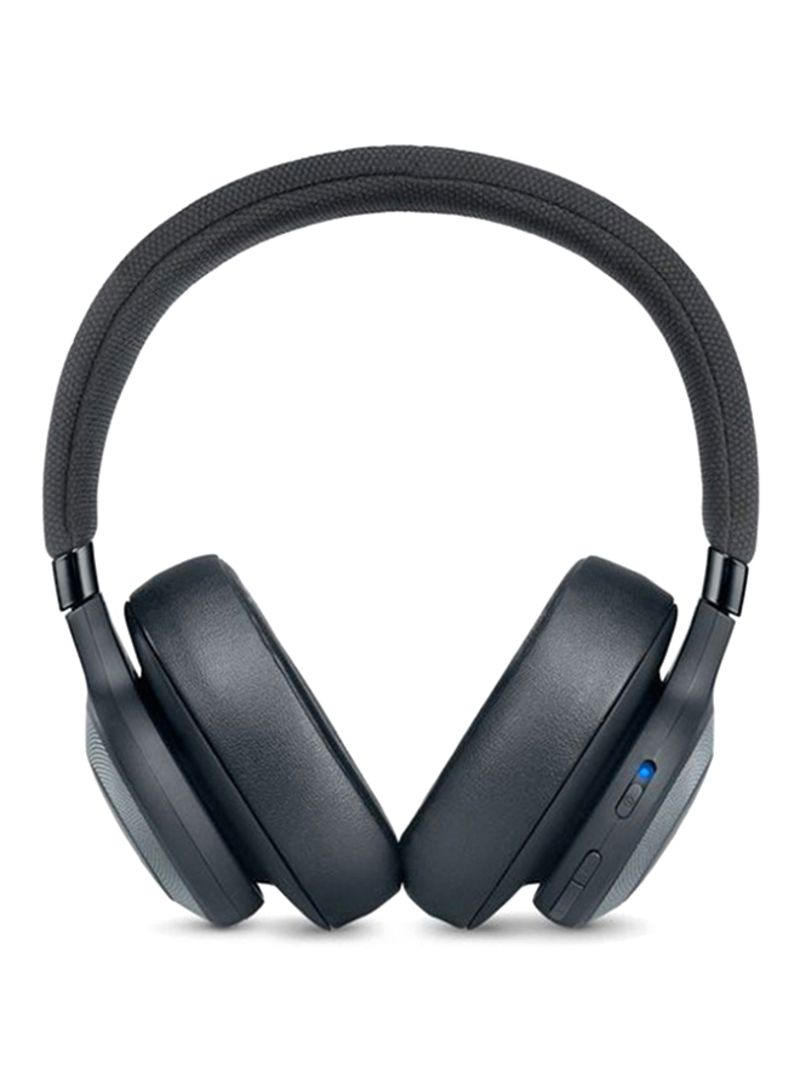 Shop Jbl Wireless Over Ear Headset With Mic 610 Mah Black Online In P47 Headphone Beats 3 Offers Available