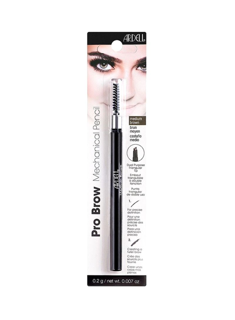 Shop Ardell Pro Brow Mechanical Pencil Medium Brown Online In Dubai