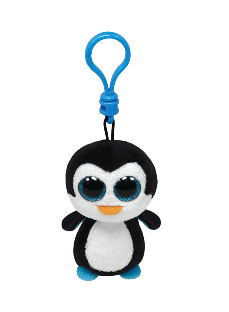 5ad17b52724 Shop Ty Beanie Boo Waddles Penguin Clip 3 inch online in Riyadh ...
