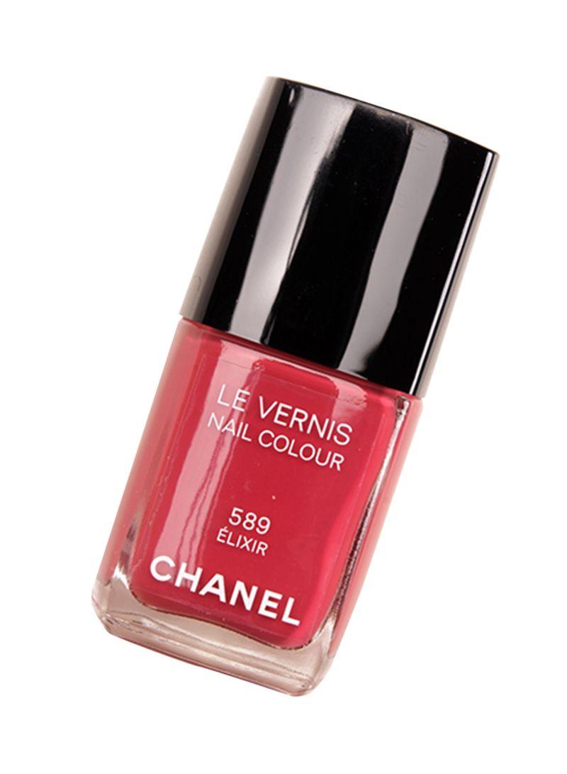 Shop CHANEL Le Vernis Nail Polish 589 Elixir online in Dubai, Abu ...