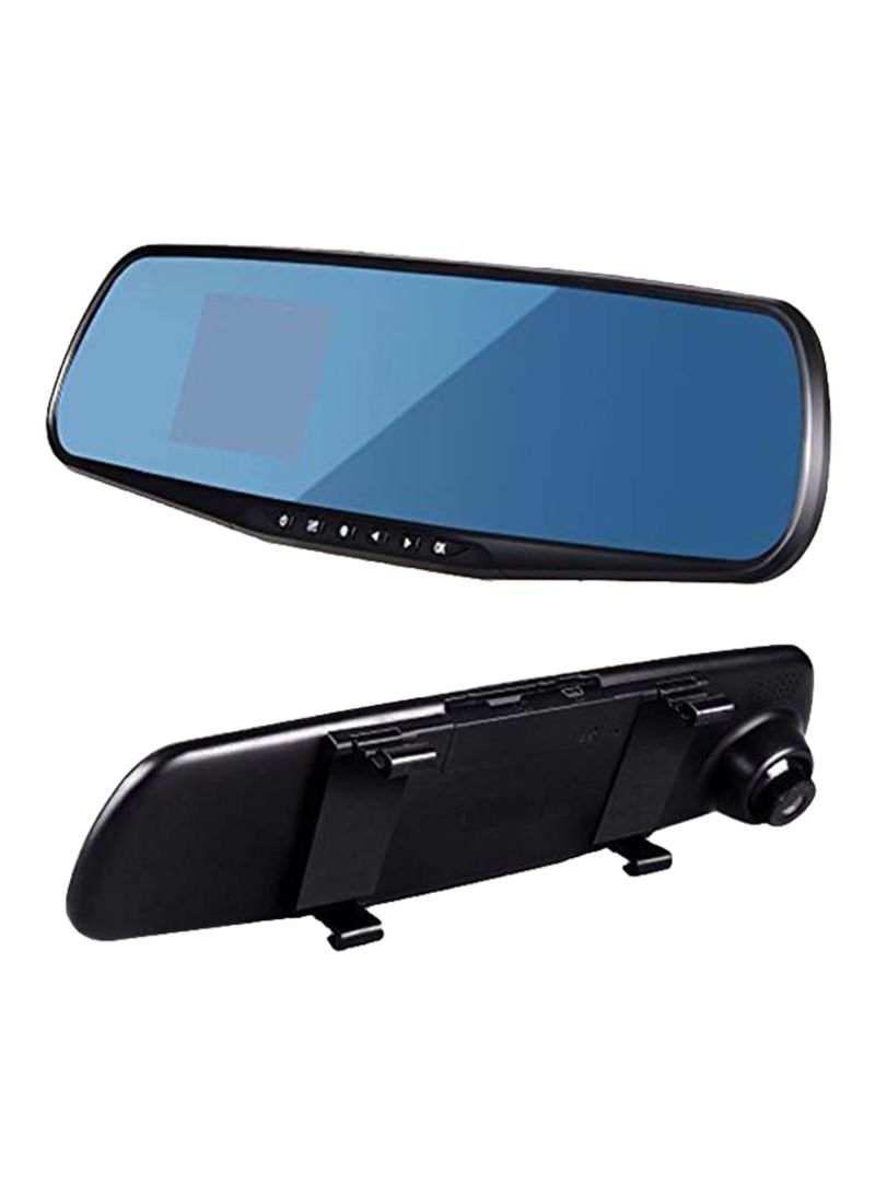 Shop Generic DVR Womdee LCD Rearview Mirror Camera Recorder online in  Dubai, Abu Dhabi and all UAE