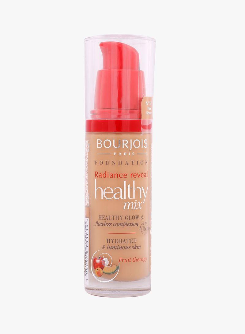 9504b88a4 Shop Bourjois Healthy Mix Foundation Cream 55 Dark Beige online in ...