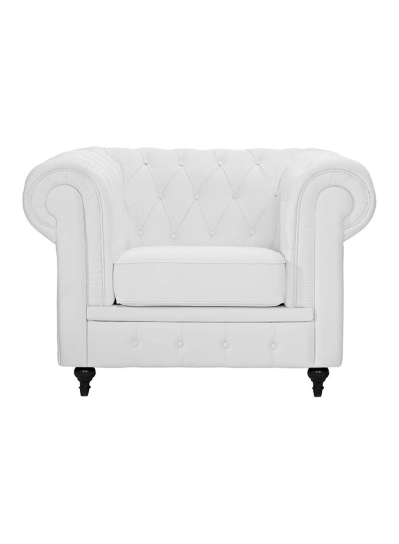 Magnificent Shop A To Z Furniture Ingles Sofa White 94X107X83 Centimeter Caraccident5 Cool Chair Designs And Ideas Caraccident5Info