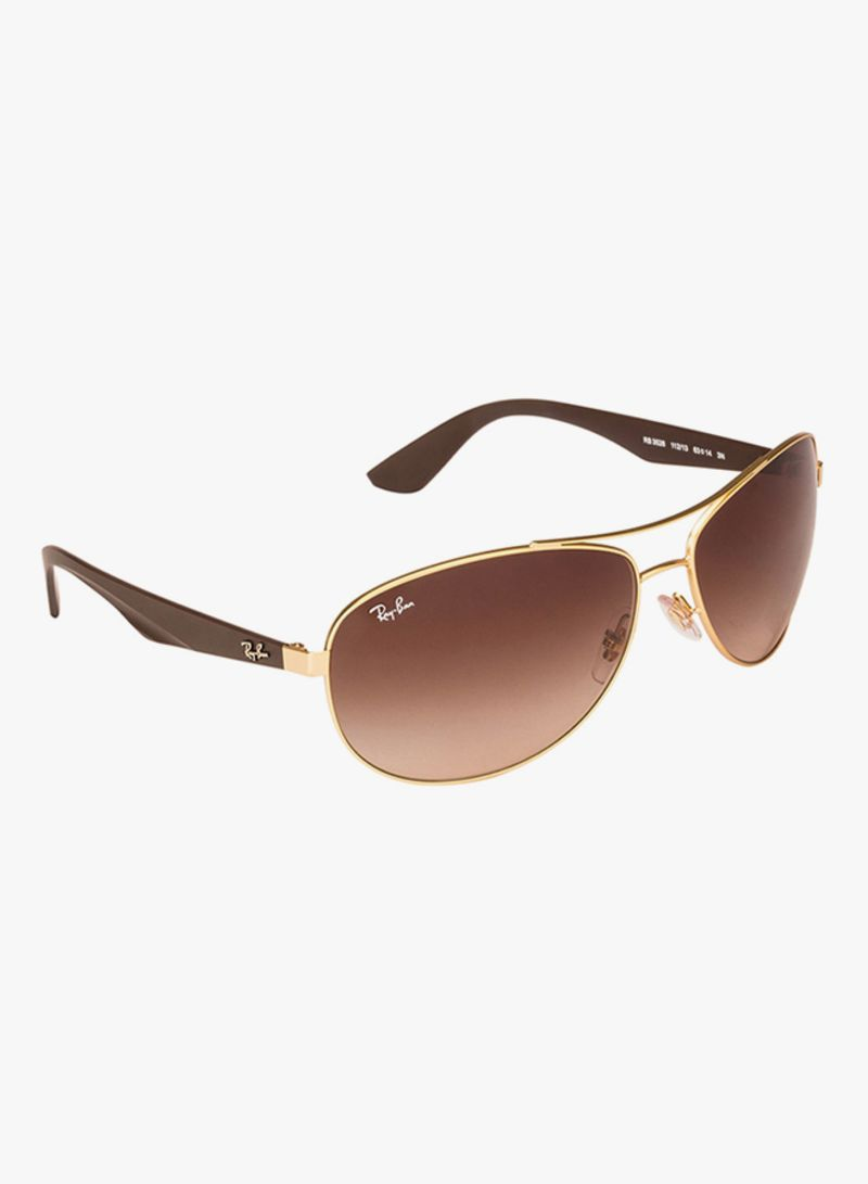 6ddc46d0ad7 Shop Ray-Ban Men s UV Protection Aviator Sunglasses RB-3526-112 13 ...