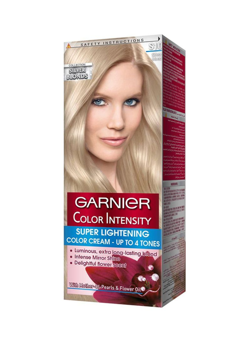 Shop GARNIER Color Sensation Super Lightening Hair Color Cream S10 ...
