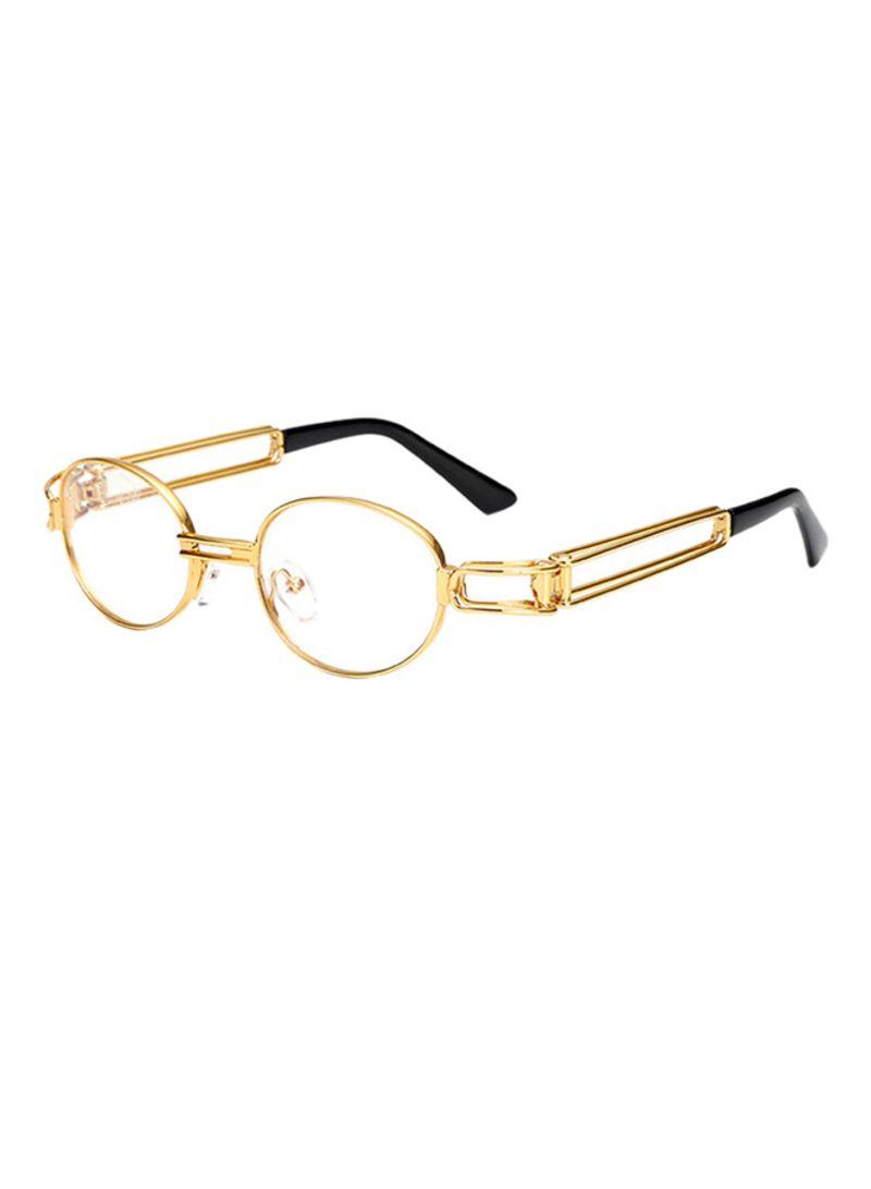 d28169a0a تسوق ماركة غير محددة ونظارة شمسية بإطار دائري طراز 5577 أونلاين في ...