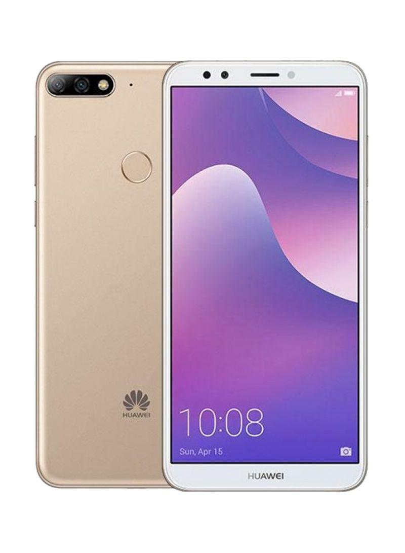 Shop Huawei Y7 Prime 2018 Dual Sim Gold 32gb 3gb Ram 4g Lte Online