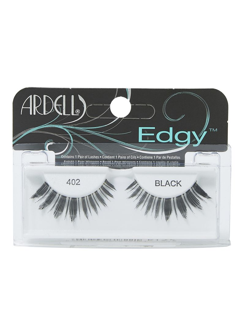 1cd283be0b Shop ARDELL Edgy Accented Edges False Eyelashes 402 Black online in ...