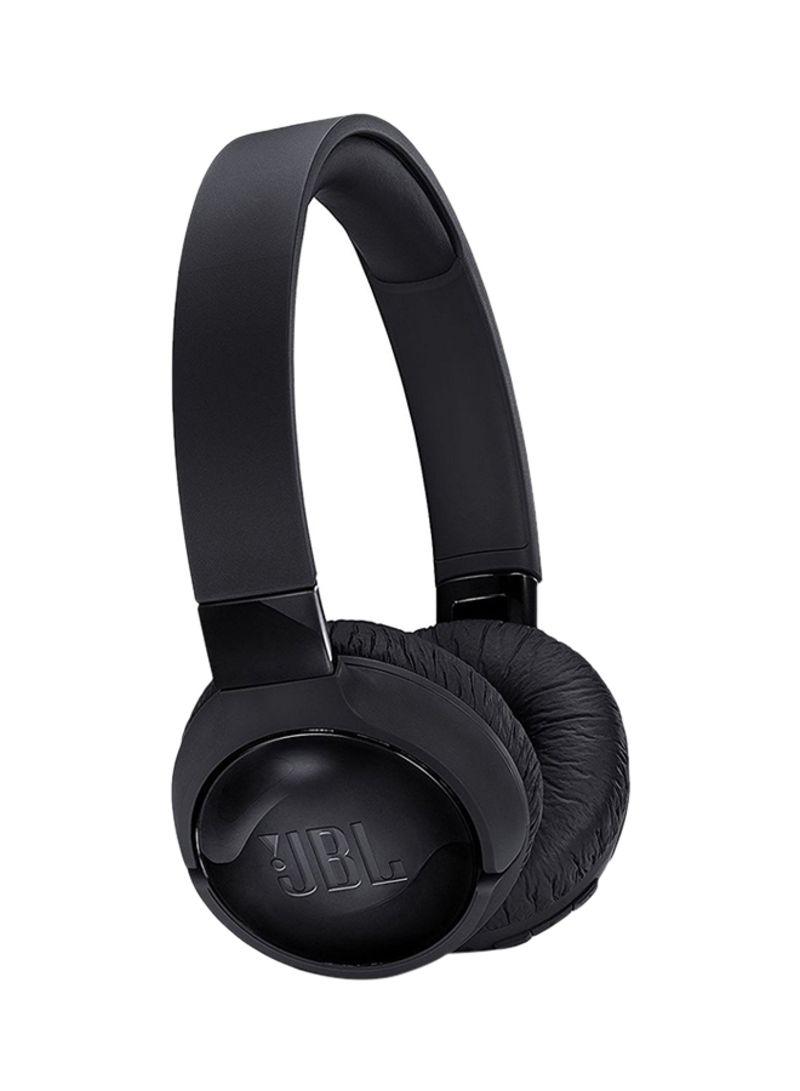 bb784d0b049 Buy Noise Canceling Bluetooth Wireless On-Ear Headphones 120 mAh Black in  Egypt