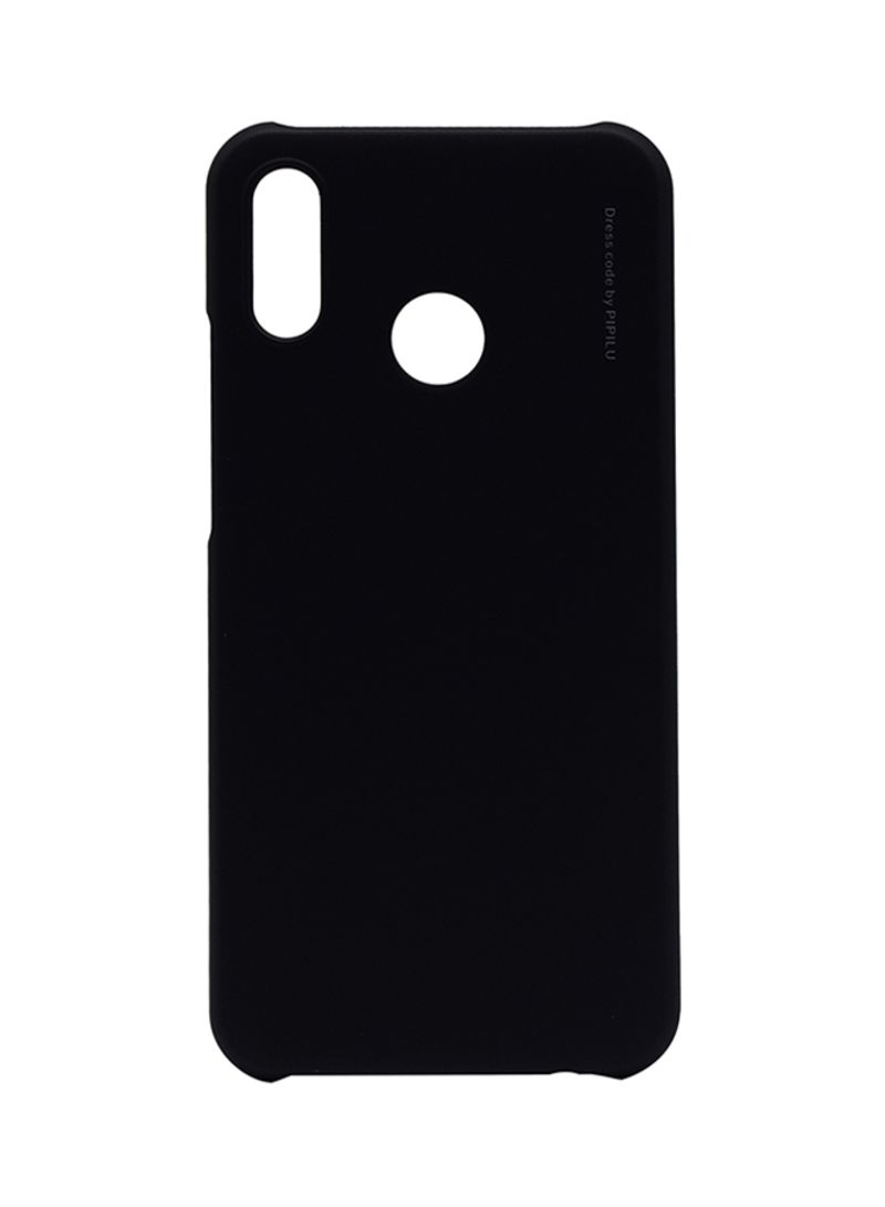 Shop Pipilu Protective Case Cover For Huawei Nova 3e Black online in Dubai,  Abu Dhabi and all UAE