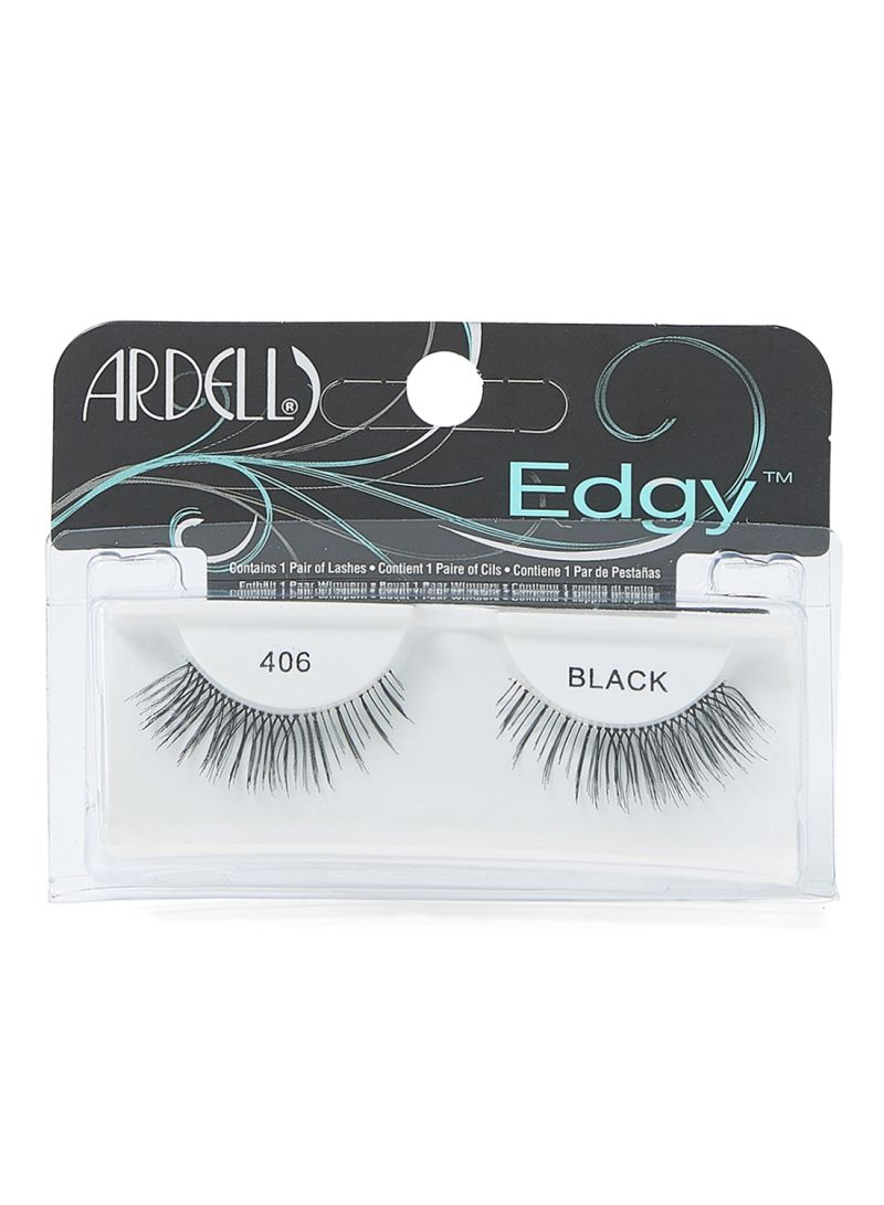 01adcde0e9a otherOffersImg_v1533806344/N14467360A_1. ARDELL. Edgy Accented Edges False Eyelashes  406 Black