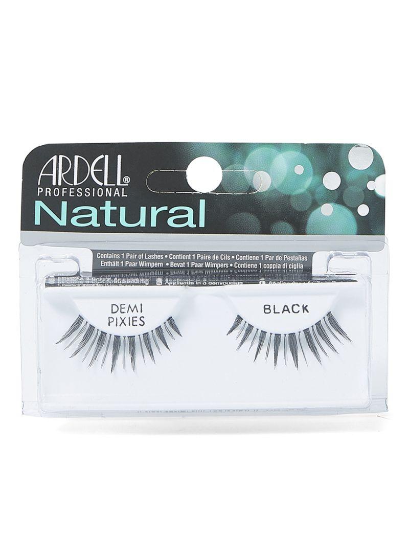 fe63dadfb1c Shop ARDELL Natural Demi Pixies False Eyelashes Black online in ...