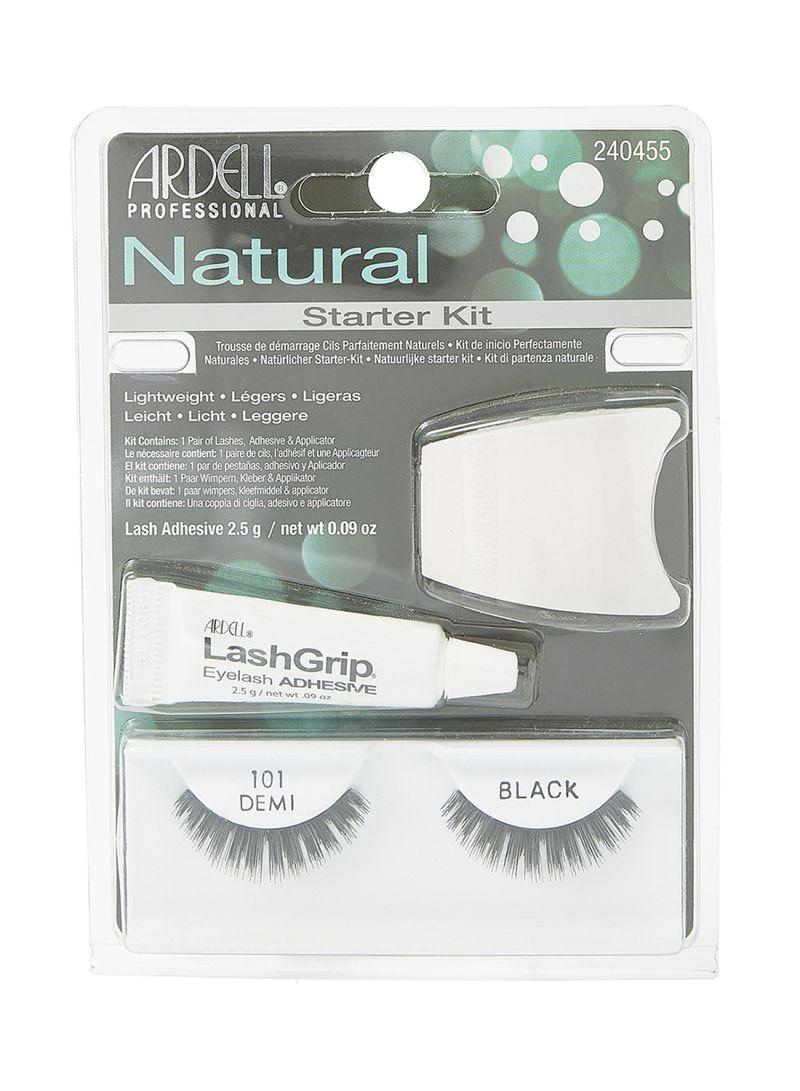 6d5231ed757 Shop ARDELL Natural Eye Lashes Starter Kit 101 Demi online in Dubai ...