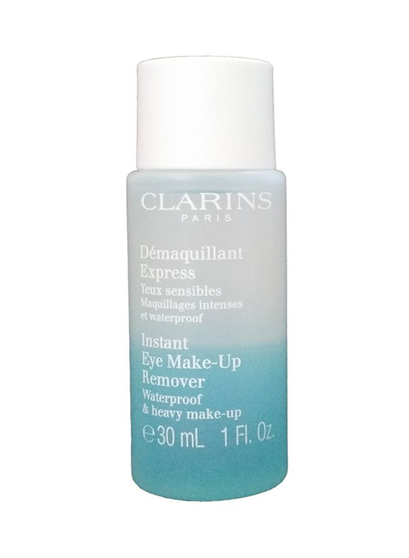Shop Clarins Instant Eye Make Up Remover Clear Online In Dubai Abu