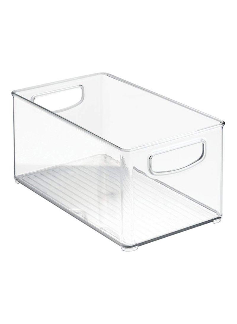 Shop Interdesign Cabinet Kitchen Bins Storage Container Clear Online