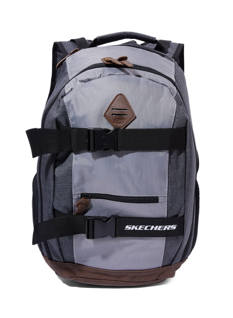 Shop Skechers Zip Closure Adjustable Straps Backpack online in Dubai ... f3391ecd5a