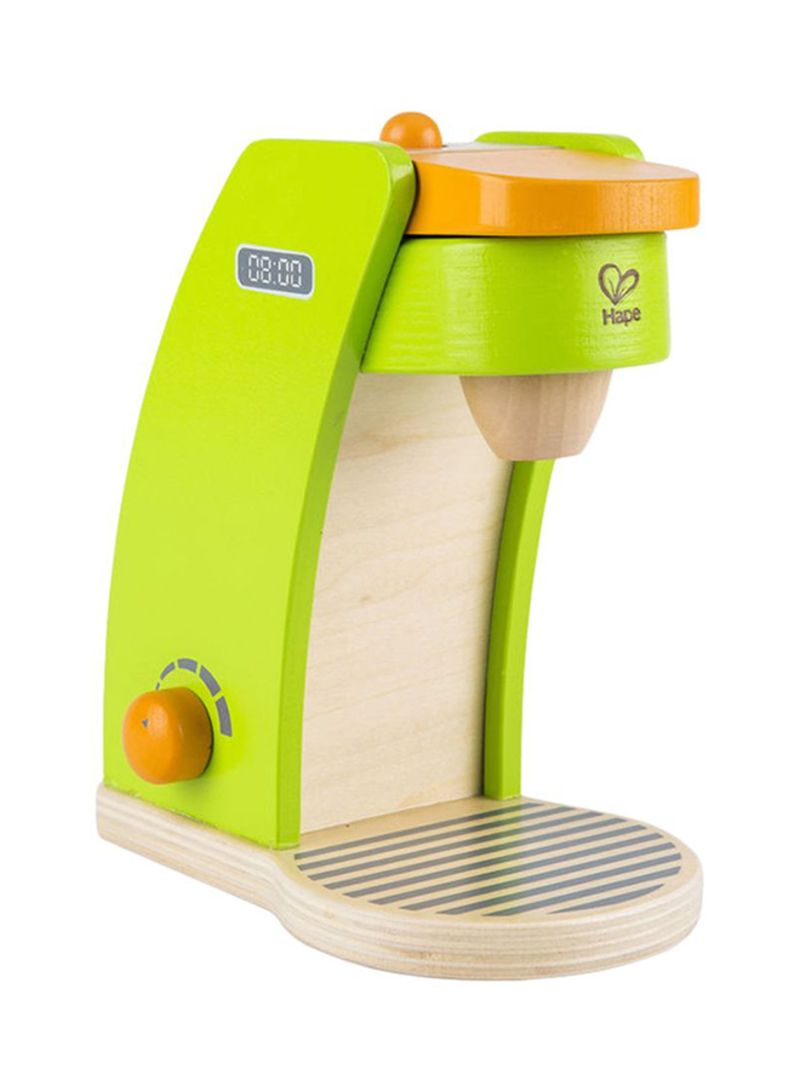 Shop Hape Coffee Maker Wooden Play Kitchen Set E3106 Online In Dubai Abu Dhabi And All Uae