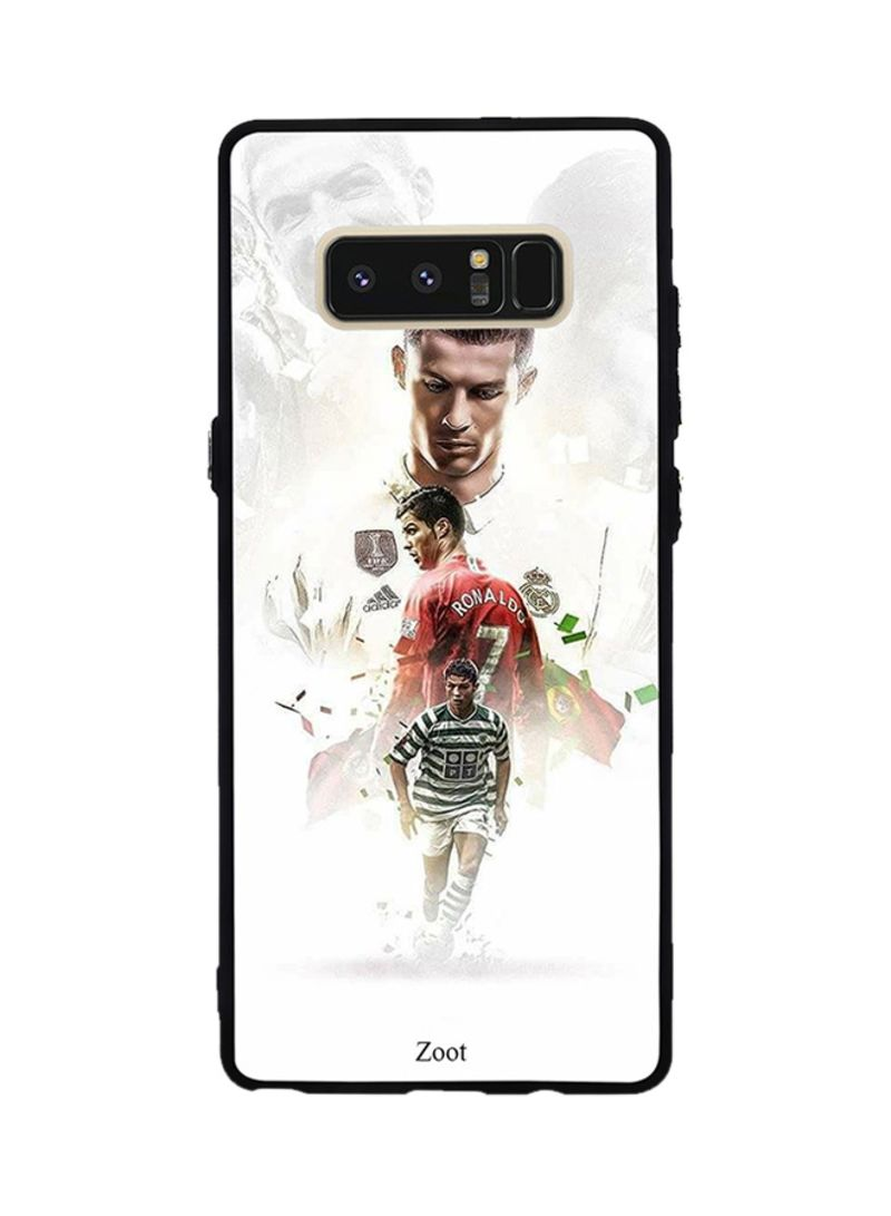 Shop Zoot Thermoplastic Polyurethane Protective Case Cover For Samsung  Galaxy Note 8 Ronaldo Young online in Dubai, Abu Dhabi and all UAE