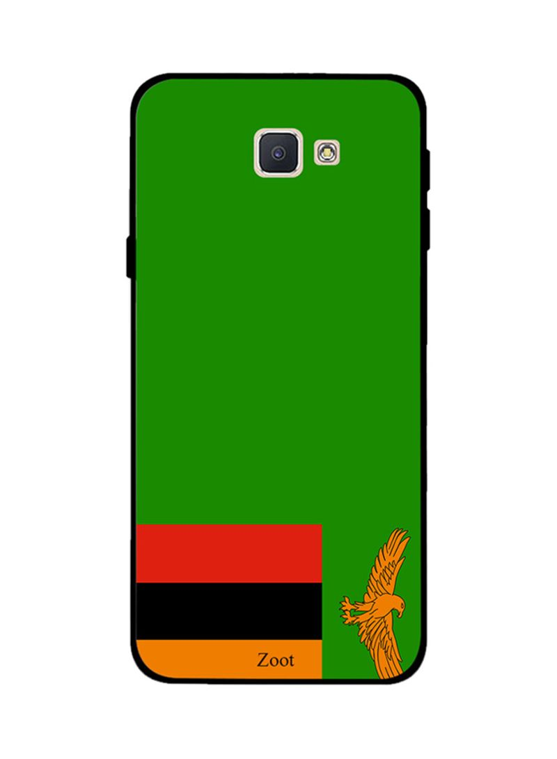 watch ec220 bcefe Shop Zoot Thermoplastic Polyurethane Protective Case Cover For Samsung  Galaxy J5 Prime Zambia Flag online in Dubai, Abu Dhabi and all UAE