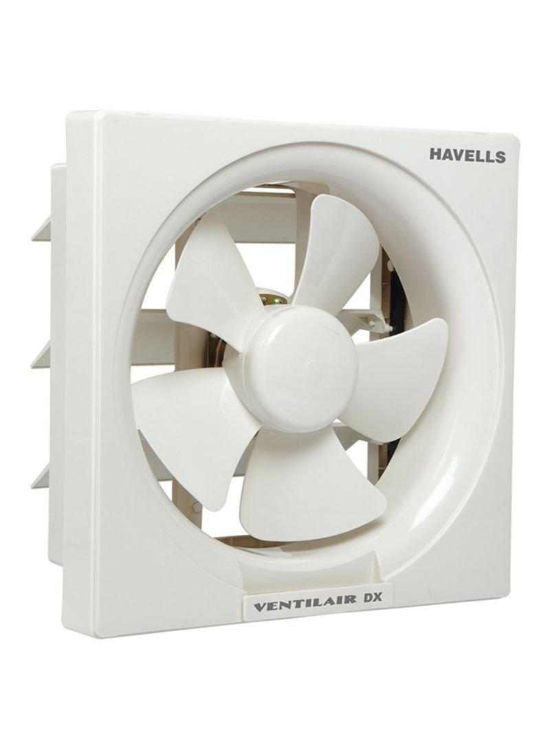 Shop Havells Round Exhaust Fan 6-Inch FOVVEDXWHT06 White online in Dubai,  Abu Dhabi and all UAE