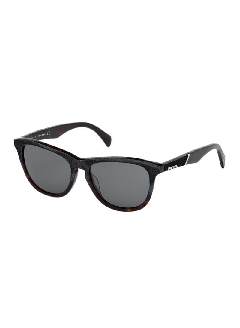 4cdbfc4c4 Shop DIESEL Men's UV Protected Wayfarer Sunglasses DL019205A54 ...