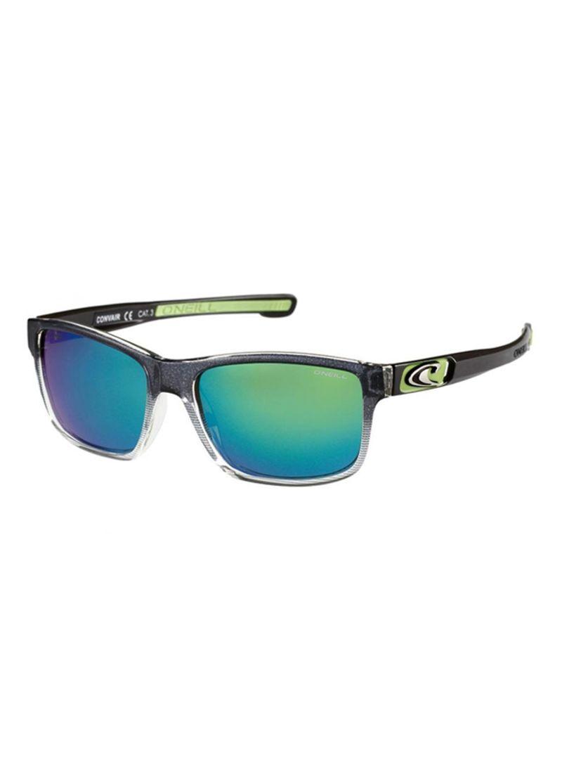 83edf72c72f22 Shop O NEILL Men s UV Protection Square Sunglasses ONCONVAIR-108P ...